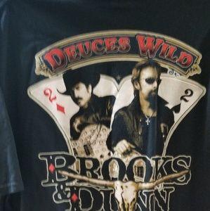 Brooks & Dunn... Graphic T Shirt
